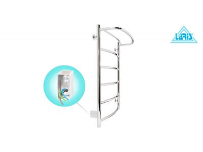 Подключение электрического полотенцесушителя по схеме скрытой проводки